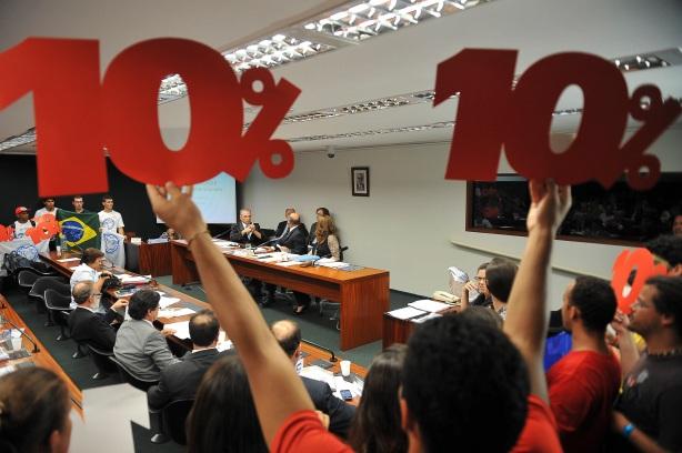 Governo e movimentos sociais querem aprovação do PNE pelo Senado em 2013