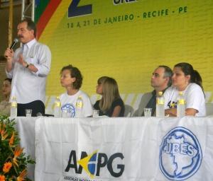 ANPG levanta bandeira no 2° ENG