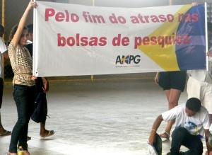 ANPG levanta bandeira de reajuste de bolsas durante 2° ENG
