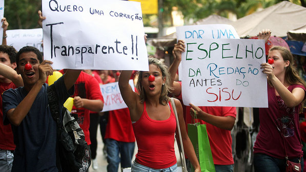 ENEM_Protesto